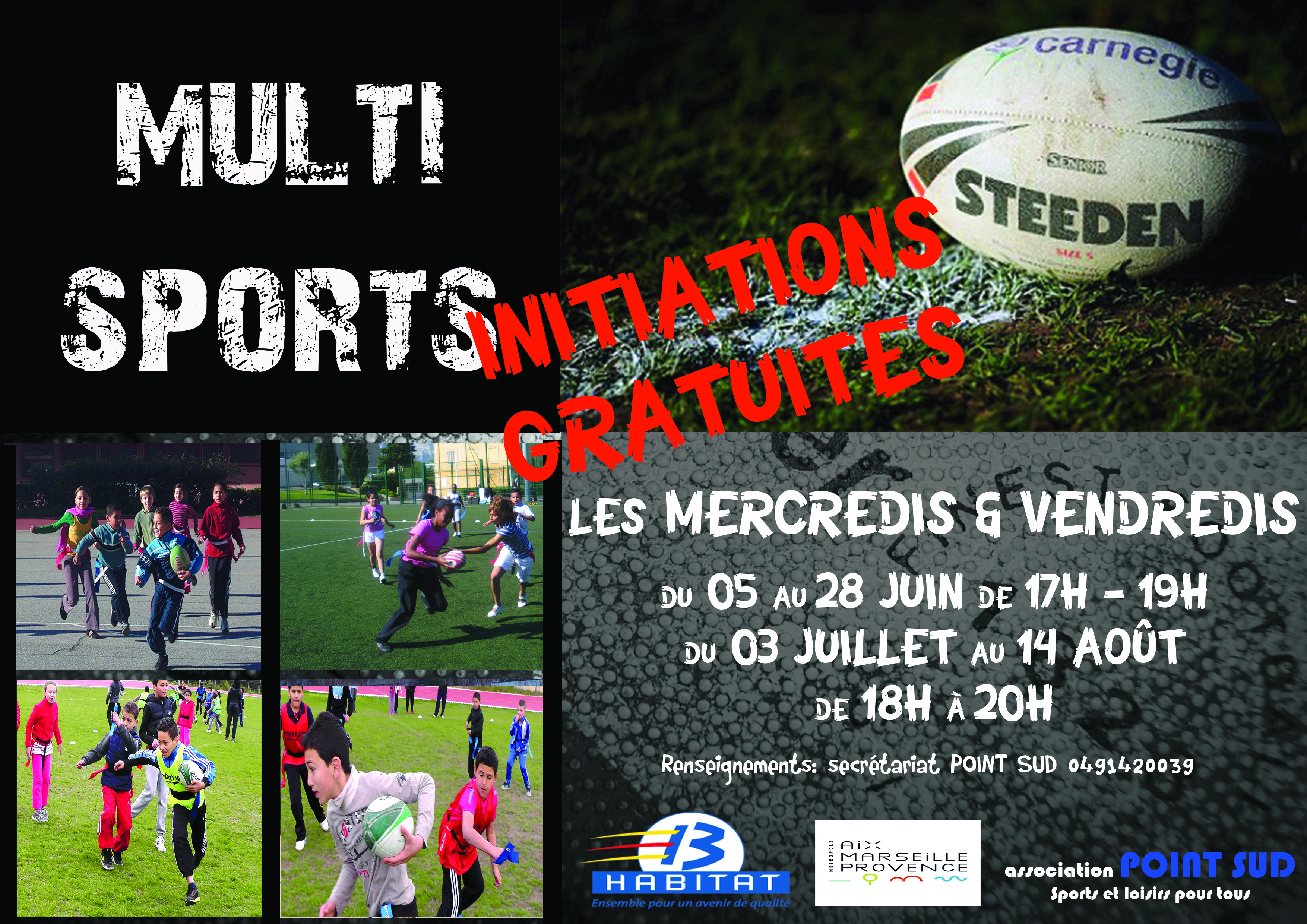 Initiations Multi Sports - Val Plan