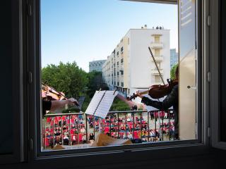 Grand Ensemble, retour en images d'un concert symphonique aux balcons des Tilleuls