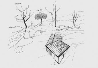 La Cabanon Vertical aux Néréïdes-Bosquet