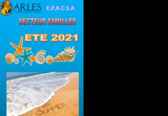 INSCRIPTIONS ETE Secteur Famille Arles