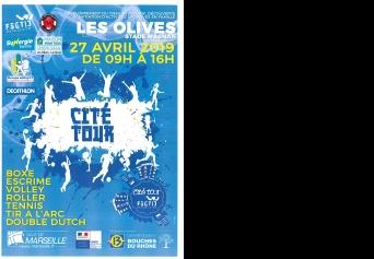 Cité Tour Aux Olives 13013