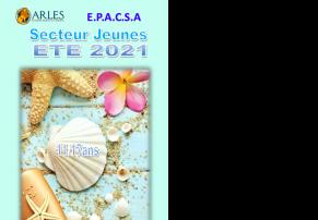 INSCRIPTIONS ETE Secteur jeunesse (13-17 ans) Arles