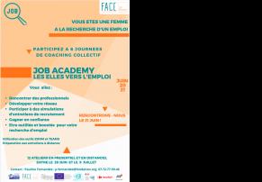 Job Academy : les Elles vers l'Emploi