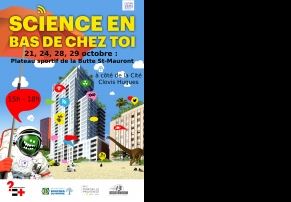Science en bas de chez toi à St-Mauront en octobre