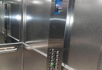 13 Habitat remplace ses ascenseurs