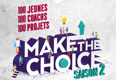 Make the choice - La casting pour devenir entrepreneur