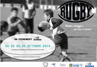 Rugby, respect, un état d'esprit.