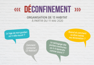 13Habitat sort progressivement du confinement