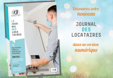 Votre nouveau Journal des Locataires est disponible !