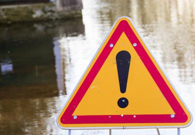 Les Bouches-du-Rhône placées en vigilance Rouge pluie/inondations