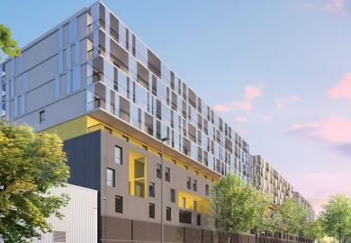 117 nouveaux logements en construction à Saint-Loup