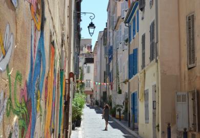 Opération de sourcing Centre-ancien de Marseille
