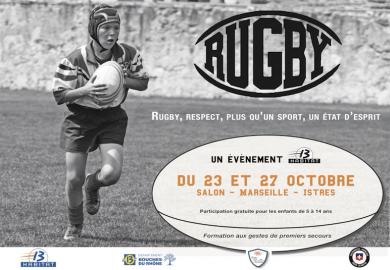 Rugby, plus qu'un sport, un état d'esprit - 4ème édition.