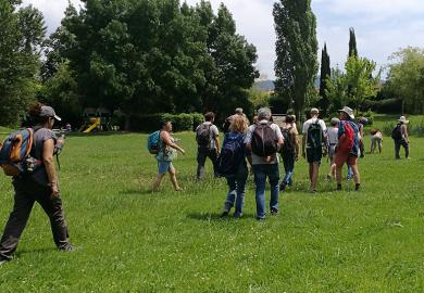 Retour en images sur la première marche du 16 juin à Gardanne