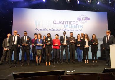 13 Habitat et Nos quartiers ont du talent signeront une convention de partenariat au profit des jeunes diplômés des quartiers prioritaires le 28 novembre.