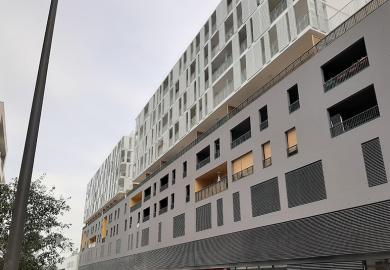 Nouvelle résidence à Marseille Saint-Loup
